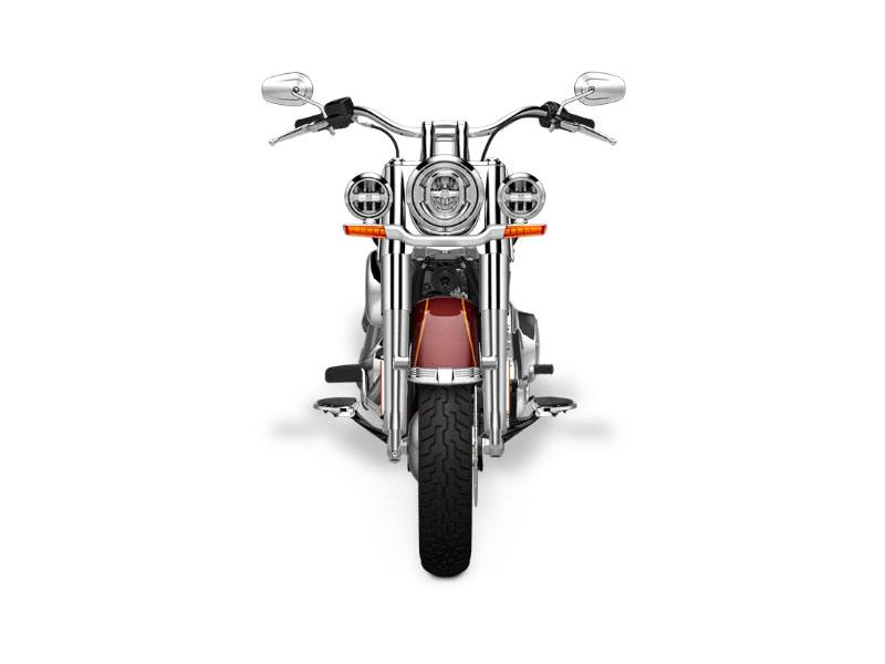 2018 Harley-Davidson Softail® Deluxe 107 in Marquette, Michigan
