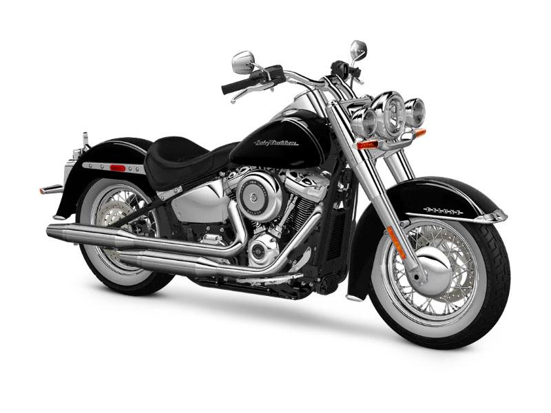 2018 Harley-Davidson Softail® Deluxe 107 in Kokomo, Indiana - Photo 18