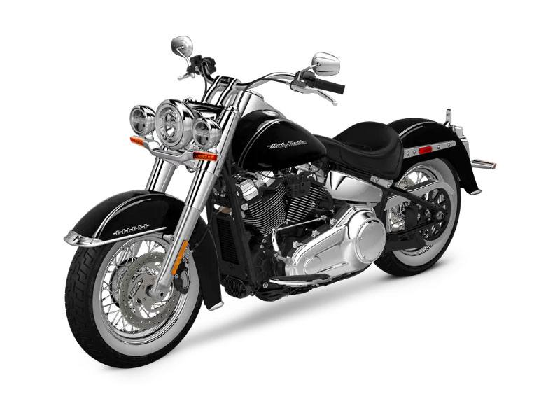 2018 Harley-Davidson Softail® Deluxe 107 in Kokomo, Indiana - Photo 19