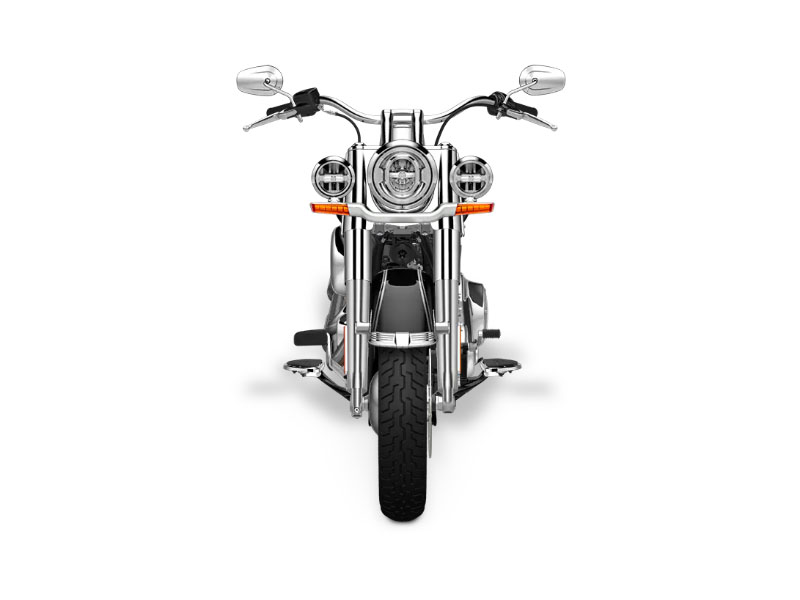 2018 Harley-Davidson Softail® Deluxe 107 in New London, Connecticut - Photo 5