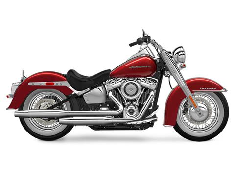 2018 Harley-Davidson Softail® Deluxe 107 in Pittsfield, Massachusetts