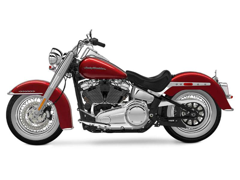 2018 Harley-Davidson Softail® Deluxe 107 in Broadalbin, New York