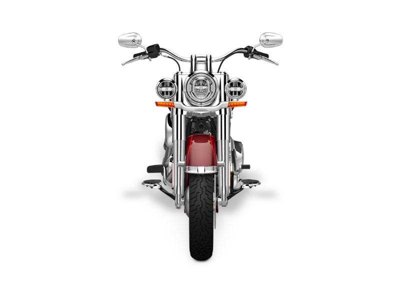 2018 Harley-Davidson Softail® Deluxe 107 in Johnstown, Pennsylvania