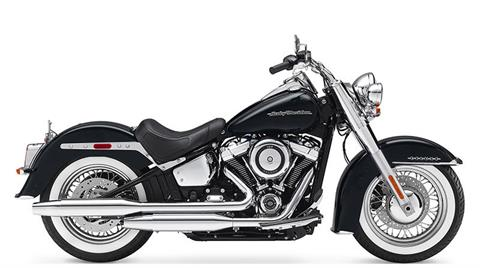 2018 Harley-Davidson Softail® Deluxe 107 in Carroll, Iowa