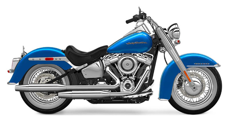 2018 Harley-Davidson Softail® Deluxe 107 in Columbia, Tennessee