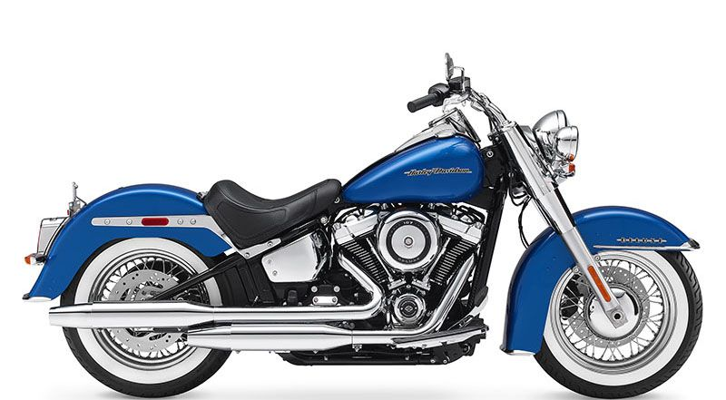 2018 Harley-Davidson Softail® Deluxe 107 in Valparaiso, Indiana - Photo 1