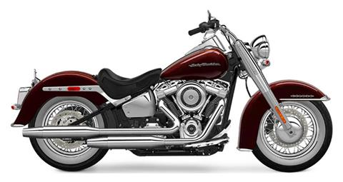 2018 Harley-Davidson Softail® Deluxe 107 in New York Mills, New York