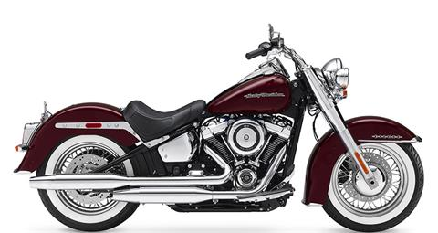2018 Harley-Davidson Softail® Deluxe 107 in Erie, Pennsylvania - Photo 1