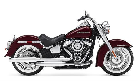 2018 Harley-Davidson Softail® Deluxe 107 in Marion, Indiana - Photo 1
