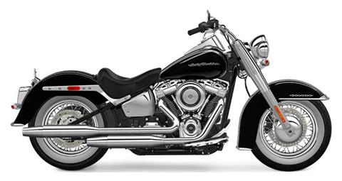 2018 Harley-Davidson Softail® Deluxe 107 in Sunbury, Ohio