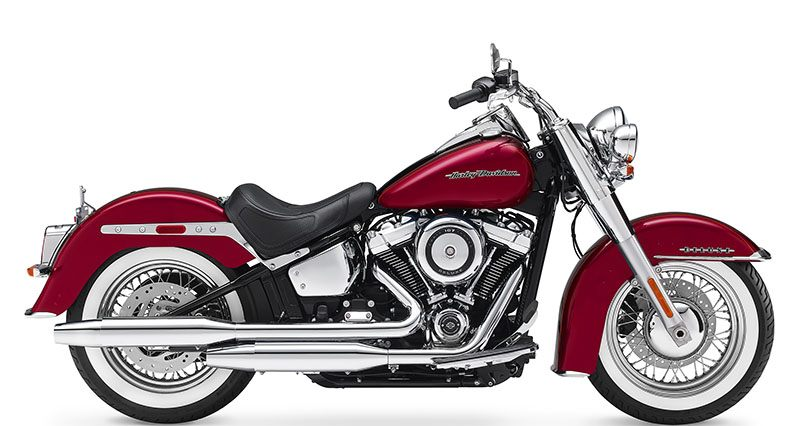 2018 Harley-Davidson Softail® Deluxe 107 in Augusta, Maine - Photo 1