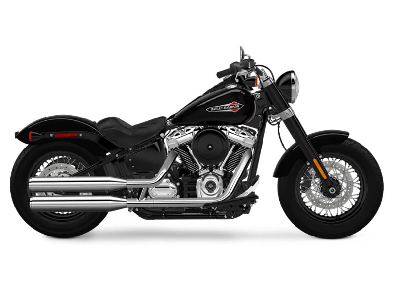 2018 Harley-Davidson Softail Slim® 107 in Branford, Connecticut