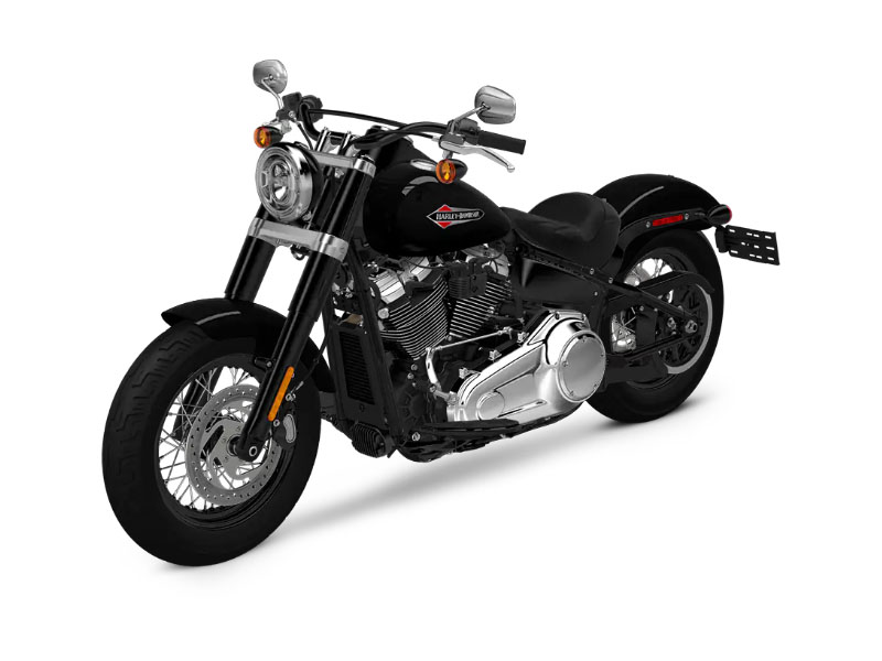 2018 Harley-Davidson Softail Slim® 107 in New London, Connecticut