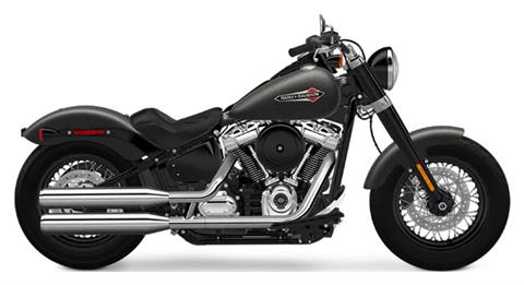 2018 Harley-Davidson Softail Slim® 107 in Augusta, Maine