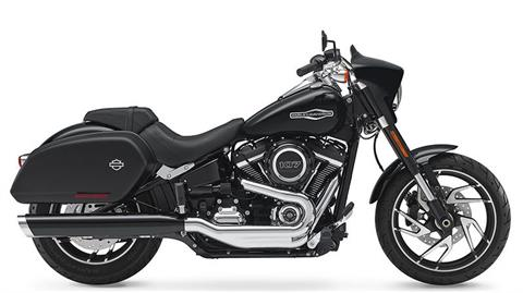 2018 Harley-Davidson Sport Glide® in Junction City, Kansas