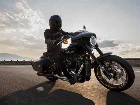 2018 Harley-Davidson Sport Glide™ in Branford, Connecticut