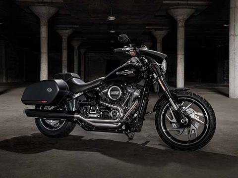 2018 Harley-Davidson Sport Glide™ in Johnstown, Pennsylvania