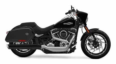 2018 Harley-Davidson Sport Glide™ in Athens, Ohio