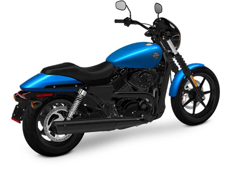 2018 Harley-Davidson Street® 500 in Pittsfield, Massachusetts