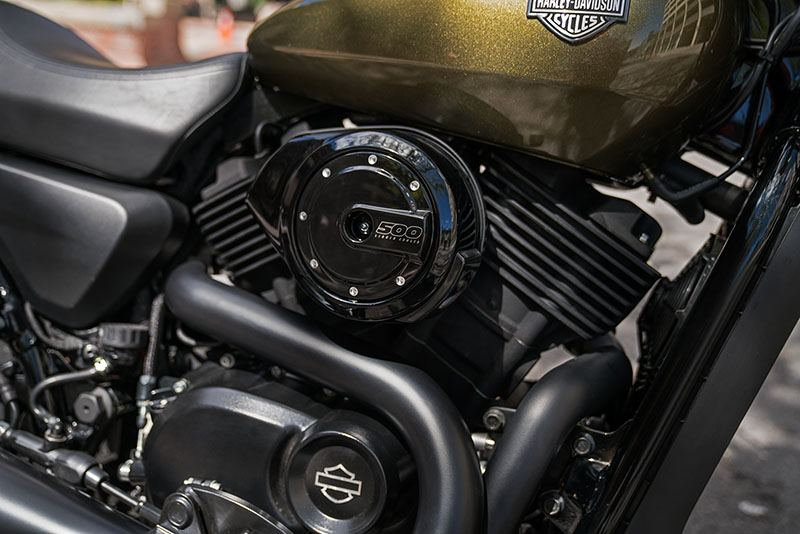 2018 Harley-Davidson Street® 500 in Mauston, Wisconsin - Photo 10