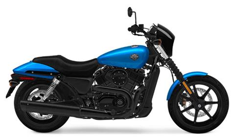 2018 Harley-Davidson Street® 500 in Mauston, Wisconsin - Photo 1