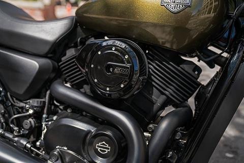 2018 Harley-Davidson Street® 500 in South Charleston, West Virginia - Photo 10
