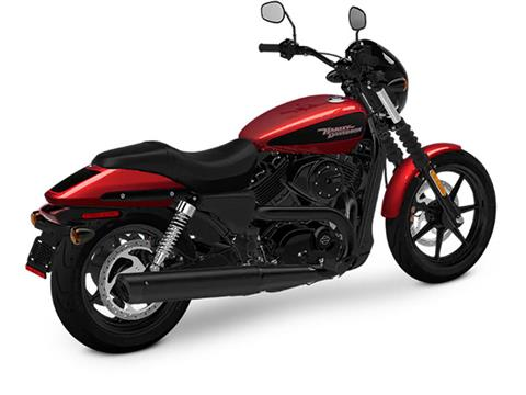 2018 Harley-Davidson Street® 500 in Johnstown, Pennsylvania
