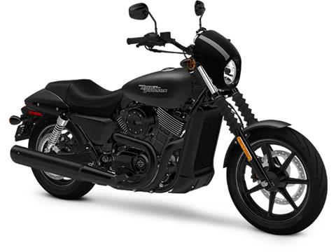 2018 Harley-Davidson Street® 750 in Chippewa Falls, Wisconsin - Photo 3