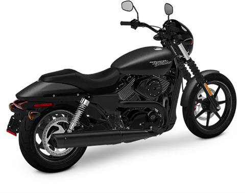 2018 Harley-Davidson Street® 750 in Montclair, California