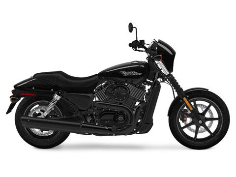 2018 Harley-Davidson Street® 750 in Pittsfield, Massachusetts