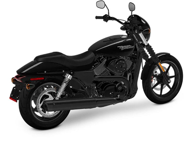 2018 Harley-Davidson Street® 750 in Marquette, Michigan