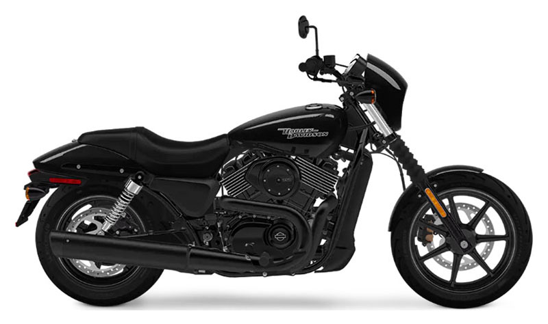 2018 Harley-Davidson Street® 750 in Sheboygan, Wisconsin - Photo 1