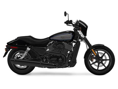 2018 Harley-Davidson Street® 750 in Carroll, Ohio