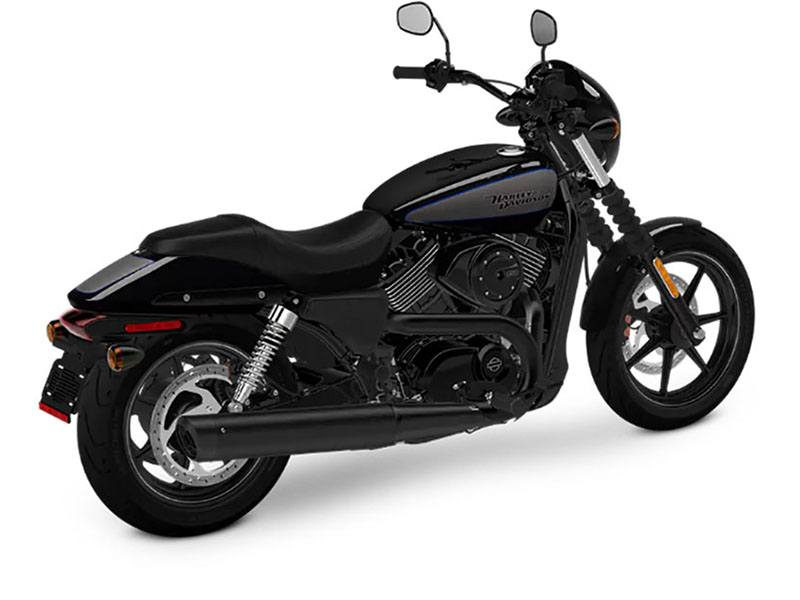 2018 Harley-Davidson Street® 750 in Johnstown, Pennsylvania