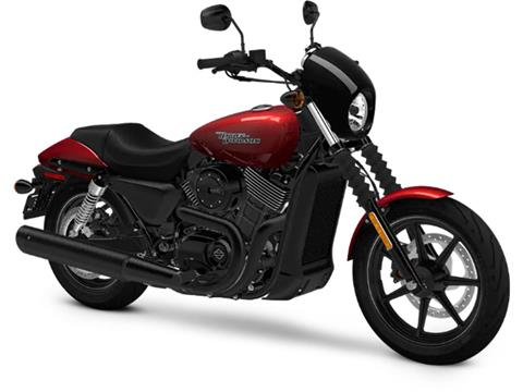 2018 Harley-Davidson Street® 750 in Lake Charles, Louisiana