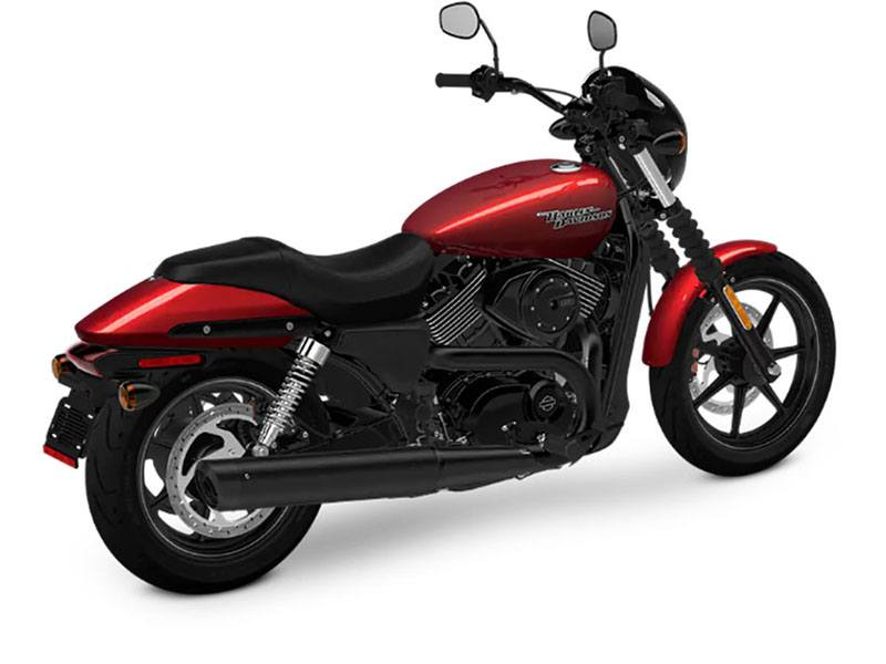 2018 Harley-Davidson Street® 750 in Traverse City, Michigan
