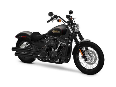2018 Harley-Davidson Street Bob® 107 in Sheboygan, Wisconsin - Photo 3