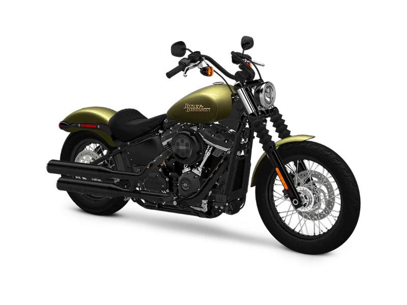 2018 Harley-Davidson Street Bob® 107 in Conroe, Texas - Photo 3