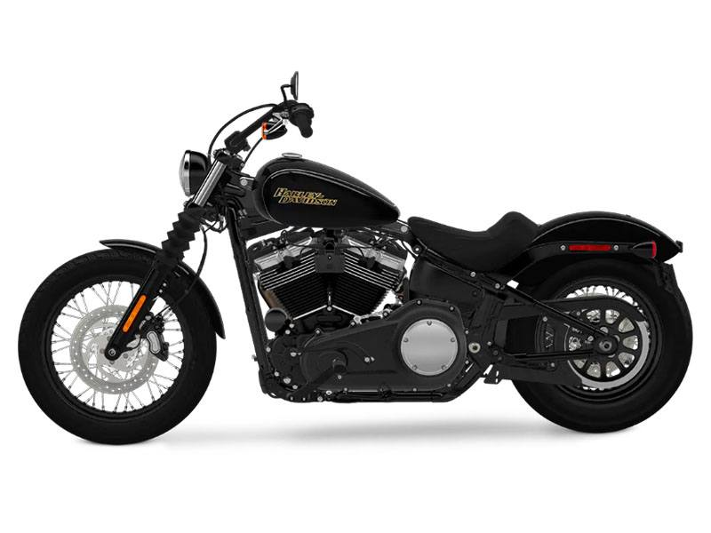 2018 Harley-Davidson Street Bob® 107 in Augusta, Maine - Photo 2
