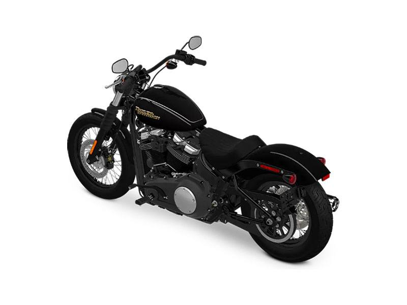 2018 Harley-Davidson Street Bob® 107 in Waterford, Michigan