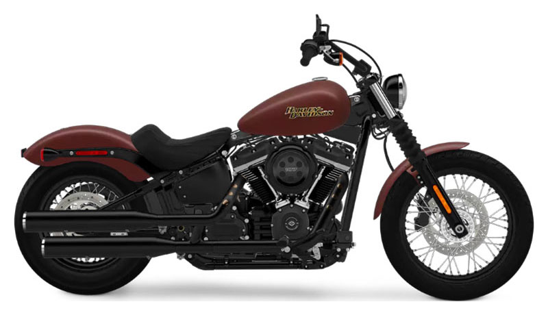 2018 Harley-Davidson Street Bob® 107 in Richmond, Indiana