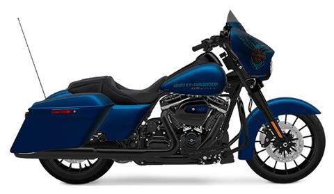 2018 Harley-Davidson 115th Anniversary Street Glide® Special in Burlington, Washington