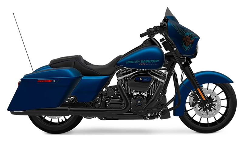 2018 Harley-Davidson 115th Anniversary Street Glide® Special in New York, New York - Photo 1