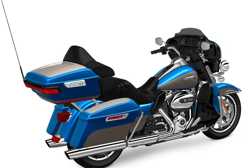 2018 Harley-Davidson Electra Glide® Ultra Classic® in Johnstown, Pennsylvania