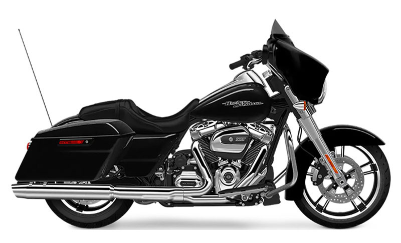 2018 Harley-Davidson Street Glide® in Sheboygan, Wisconsin - Photo 1