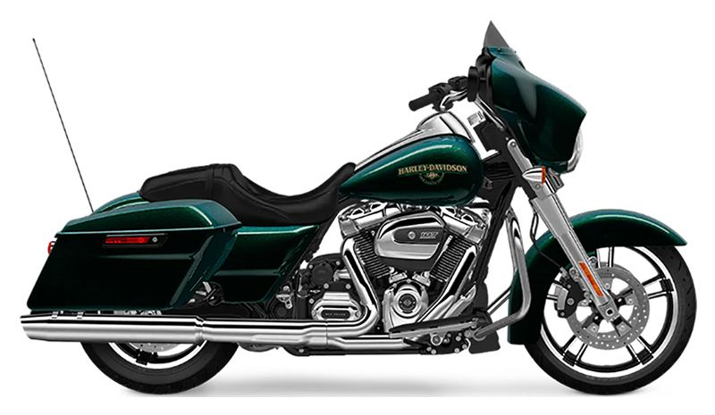 2018 Harley-Davidson Street Glide® in Osceola, Iowa - Photo 1