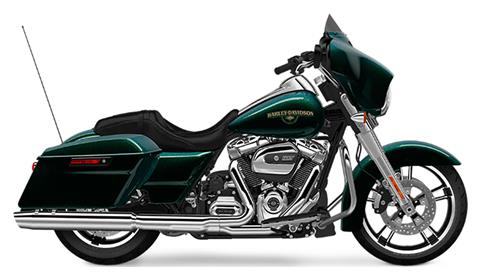 2018 Harley-Davidson Street Glide® in Broadalbin, New York - Photo 1