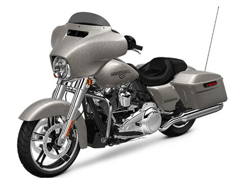 2018 Harley-Davidson Street Glide® in Pittsfield, Massachusetts