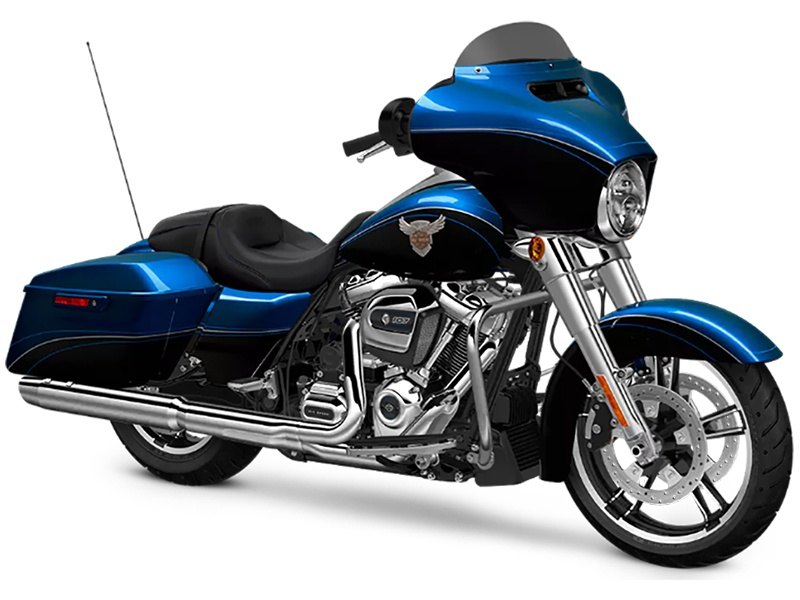 2018 Harley-Davidson 115th Anniversary Street Glide® in Marquette, Michigan