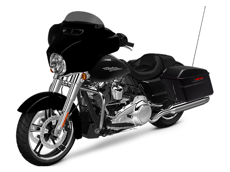2018 Harley-Davidson Street Glide® in Broadalbin, New York